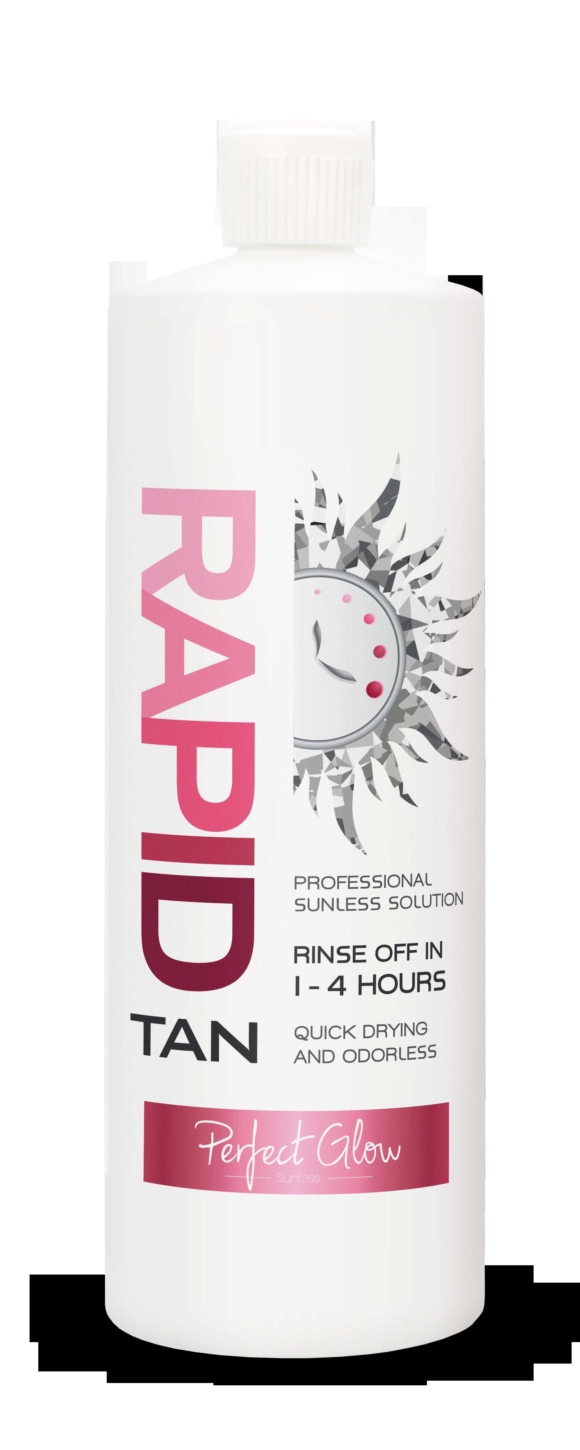 rapid tan