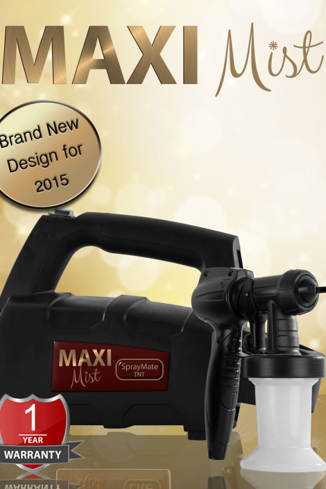 Maximist Spraymate Tnt Hvlp Spray Tan Machine
