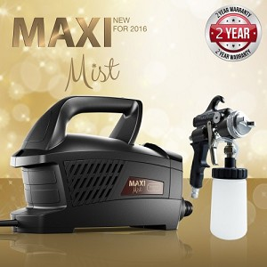 MaxiMist™ Evolution Pro Spray Tanning System