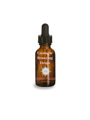 Cosmetic BRONZING drops